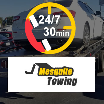 Towing Mesquite